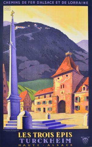 Le Trois Epis Turckheim-Gadoud