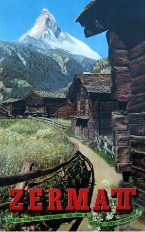 Zermatt Huts-Schneider