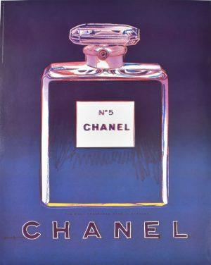 Chanel No. 5 Lavender-Warhol
