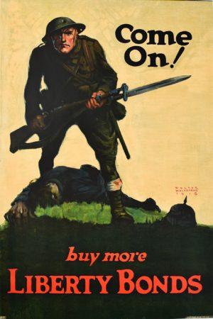 Come On ... Buy Liberty Bonds