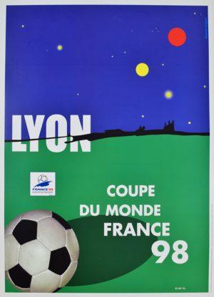 Coupe du Monde Lyon