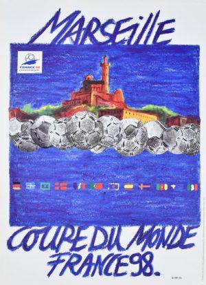 Coupe du Monde Marseille