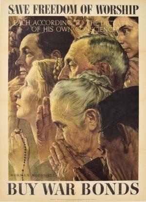 Four Freedoms - Worship (Sold as Set)