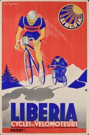 Liberia bicycles