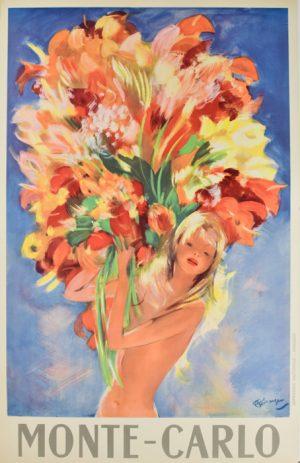 Monte- Carlo Flower Girl