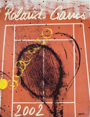 Roland Garros - Arman