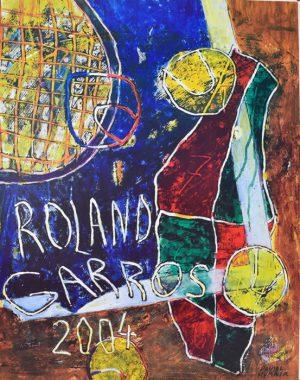 Roland Garros - Humair