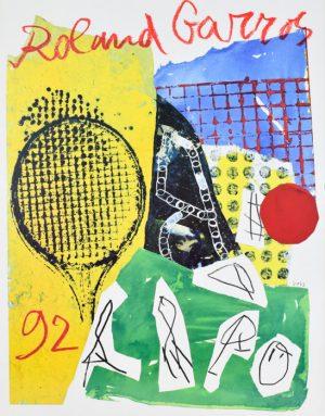 Roland Garros 1992 - Voss