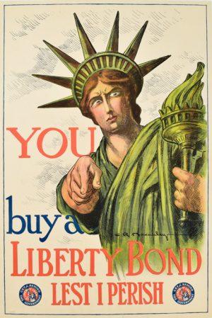 You Buy A Liberty Bond